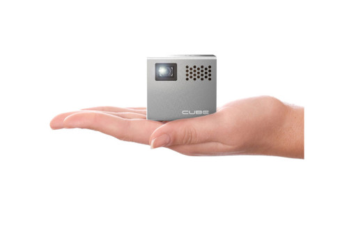 RIF6 CUBE 2-Inch portable projector